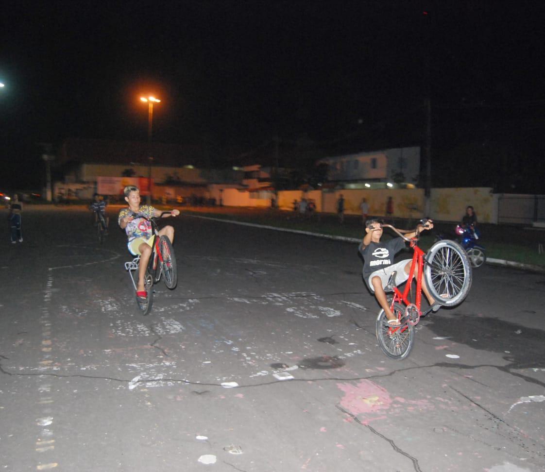 Grupos de ciclistas criam novo movimento em Parintins