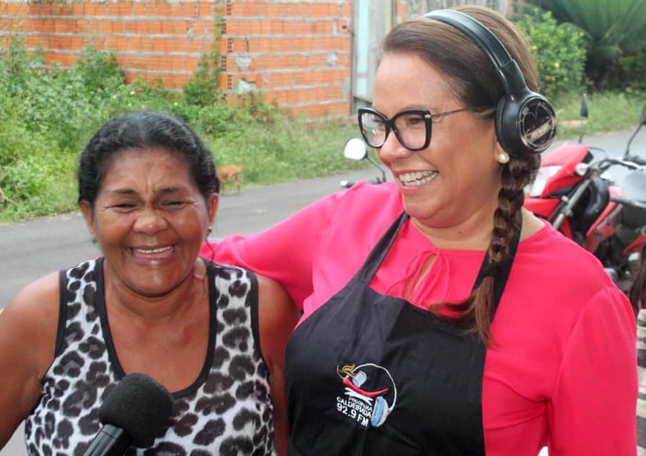 MDB Parintins passa a ser comandado por Márcia Baranda