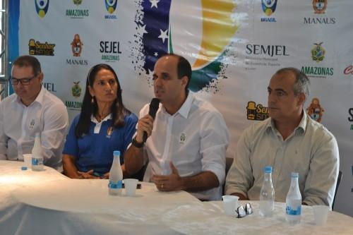 AM sediará Conferência Norte dos Jogos Universitários Brasileiros