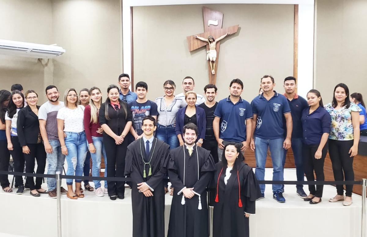 Semana do Júri, em Itacoatiara, termina com êxito