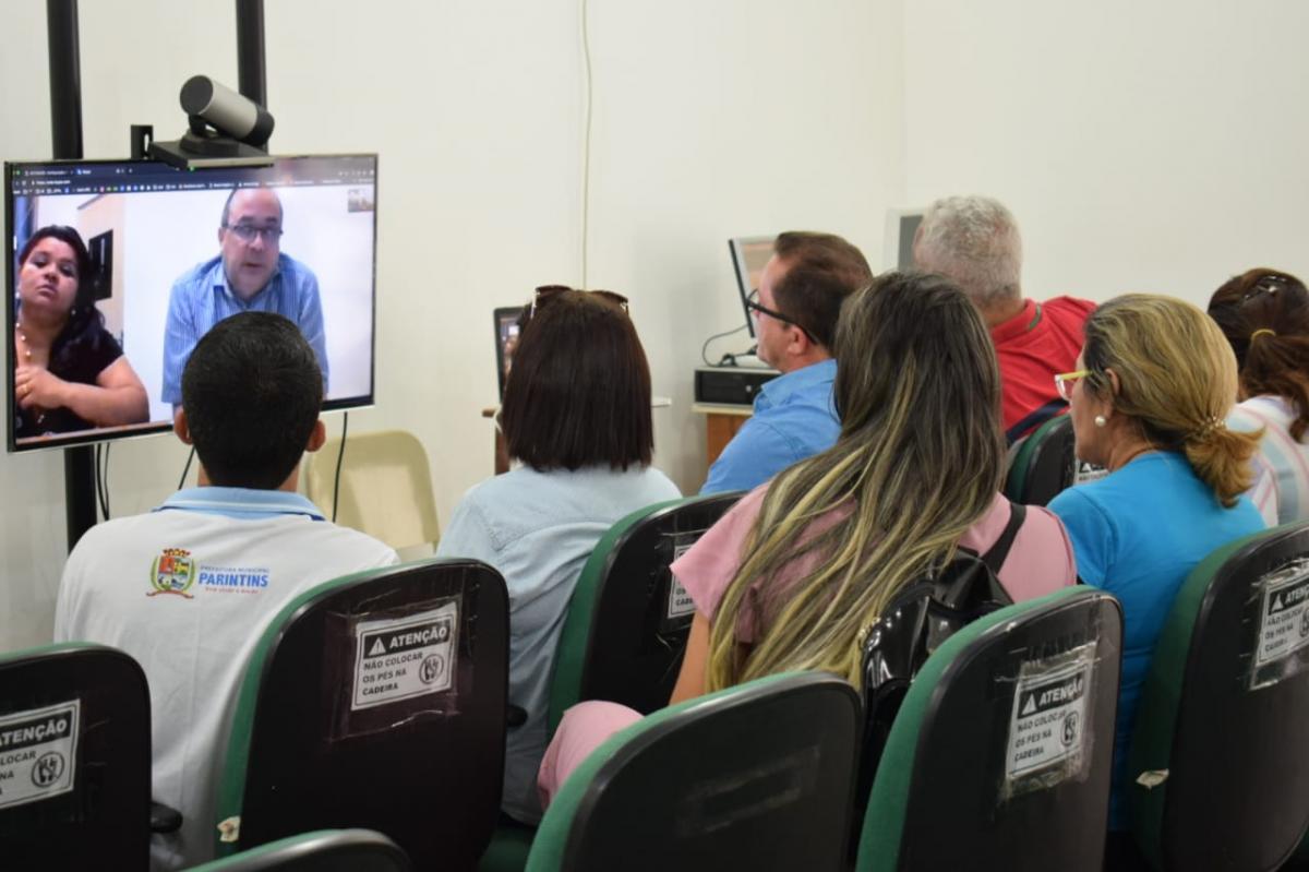 Hospitais de Parintins serão dotados de equipamentos para telemedicina