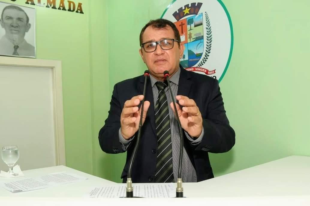 Tião Teixeira assume vice-presidência da Câmara Municipal de Parintins