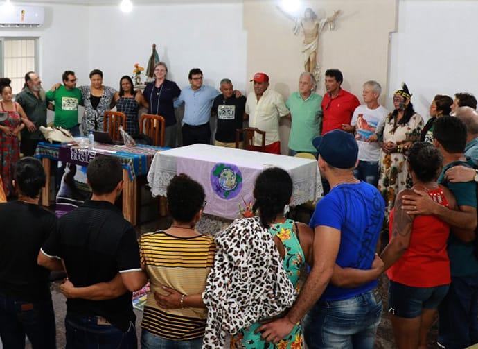 Relatório de conflitos e violência no campo apresentado pela CPT em audiência pública