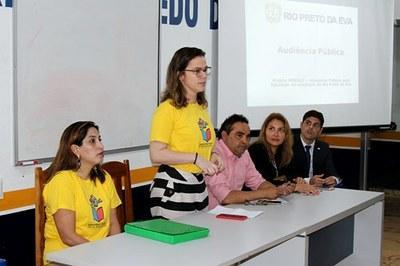 MPF apresenta resultados do projeto MPEduc em Rio Preto da Eva