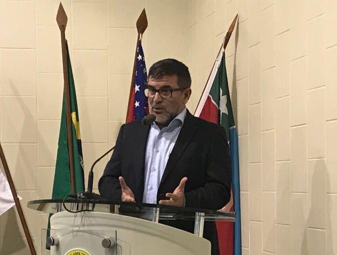 Dodó Carvalho troca PSD de Omar Aziz pelo PSC de Wilson Lima