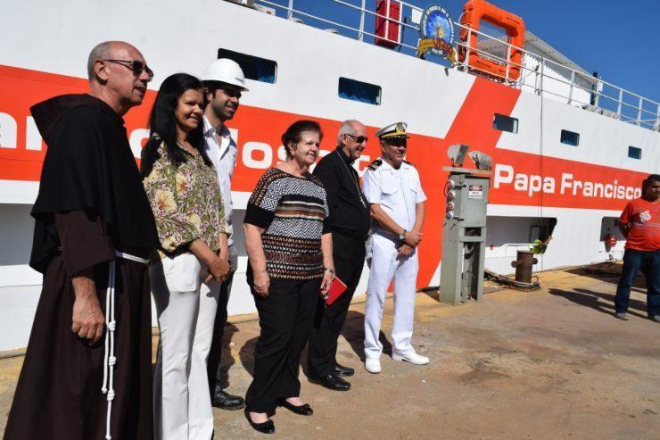 Igreja Católica prevê atender 700 mil ribeirinhos na Amazônia com o Barco Hospital Papa Francisco