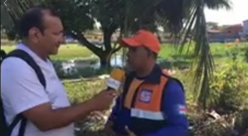 Defesa Civil monitora enchente do Rio Amazonas