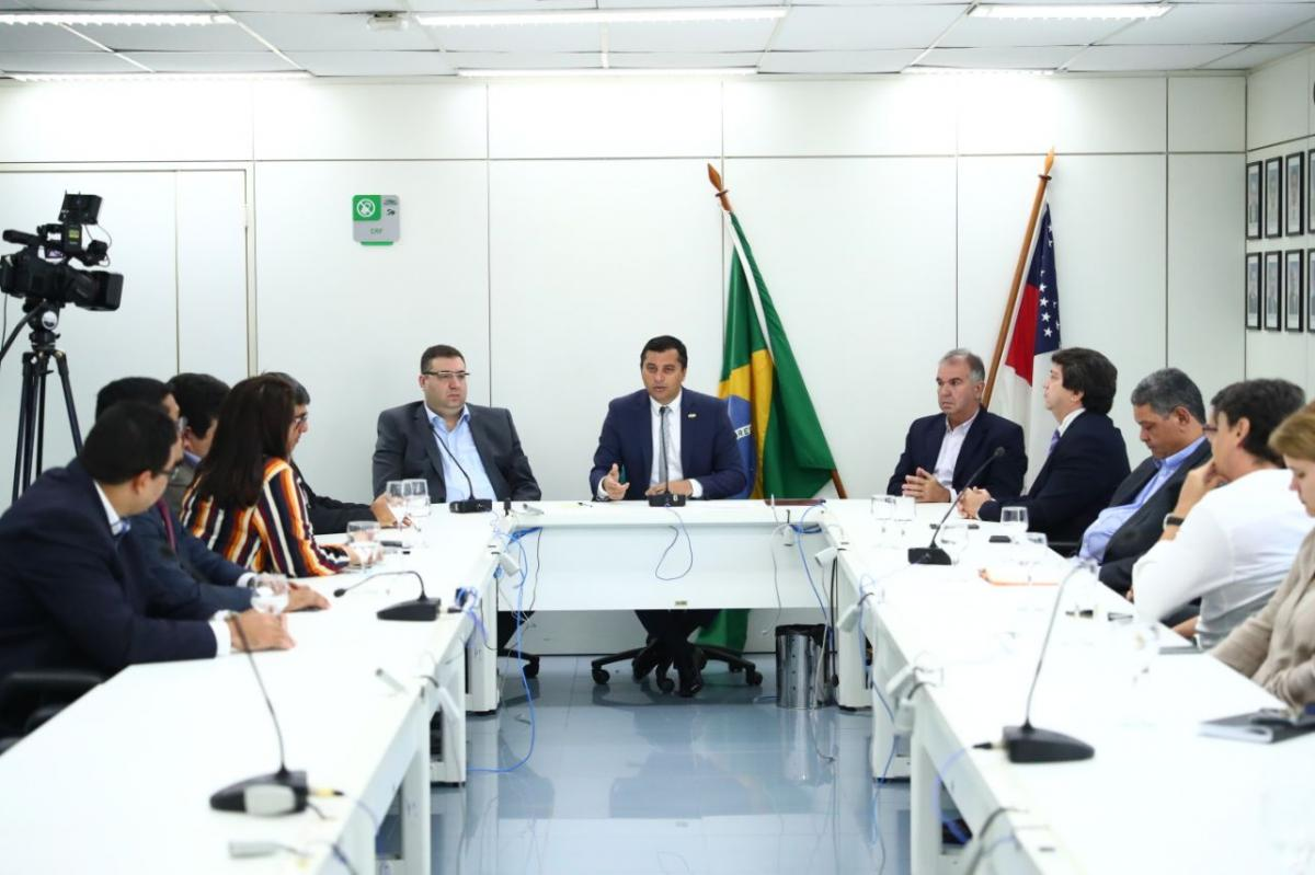 Wilson Lima institui comitê em defesa da Zona Franca de Manaus