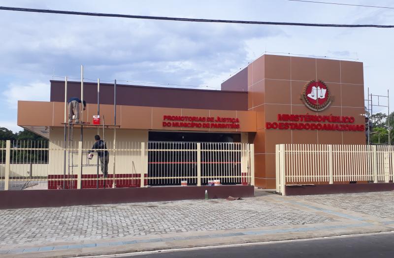 Promotoria de Justiça terá sede própria em Parintins: inauguração está marcada para dia 22/07