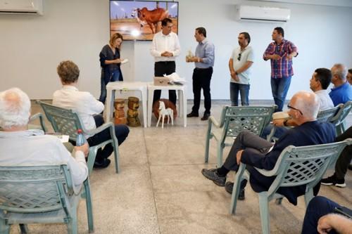 Sepror apresenta projetos sustentáveis da pasta à comitiva do governo alemão que está em Manaus