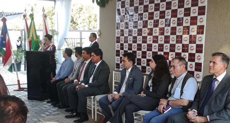 Parintins ganha maior sede do Ministério Público do Amazonas no interior