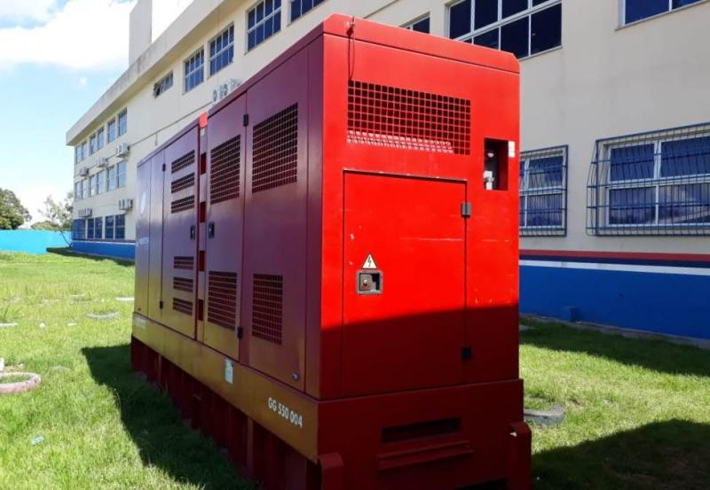 Escolas de Manacapuru e Iranduba recebem geradores de energia do Governo do Amazonas