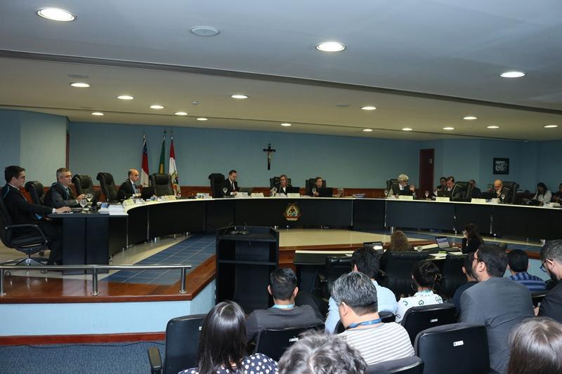 Pleno do TCE aprecia 69 processos nesta terça (6)