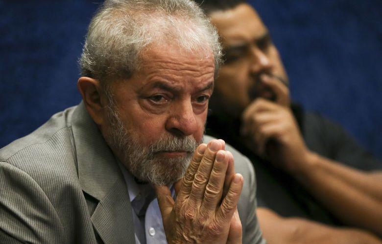 STF suspende transferência de Lula para presídio em São Paulo