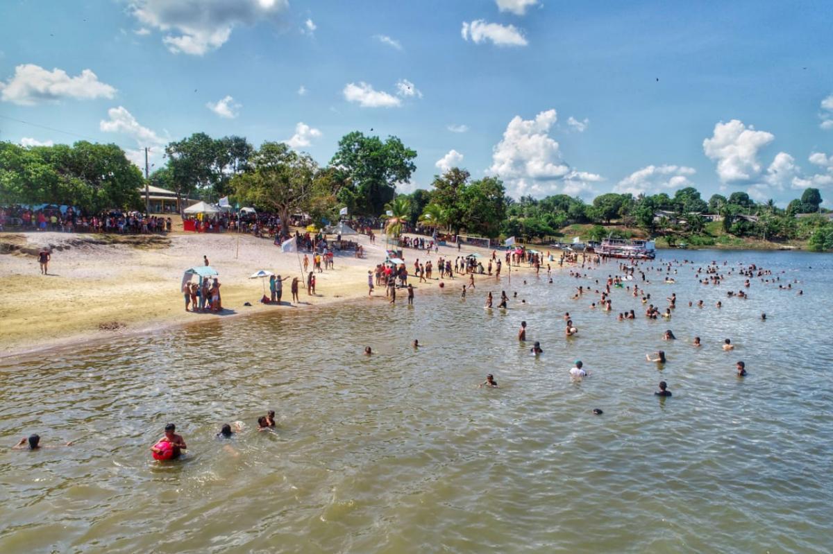 Festival de Verão do Caburi será nos dias 6, 7 e 8 de setembro