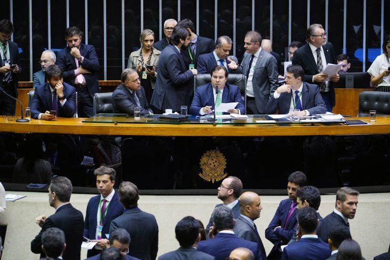 Câmara conclui votação de MP da Liberdade Econômica