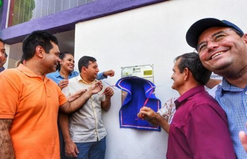 Em Manicoré, Wilson Lima reinaugura hospital, que também reativou serviços com mais repasses do FTI
