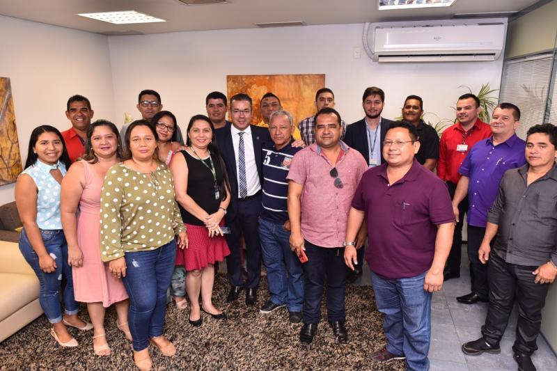 Josué Neto parabeniza formandos e reitera o compromisso da Escola do Legislativo