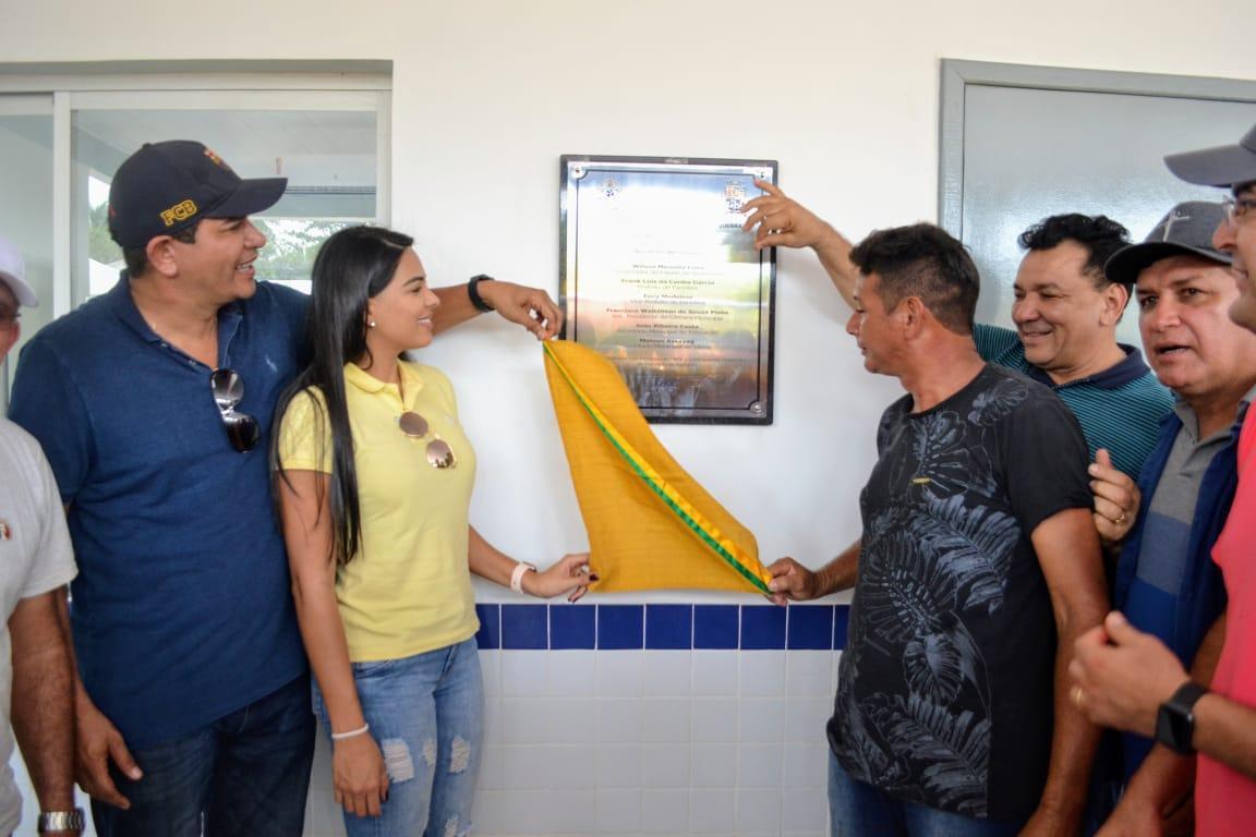 Comunidade São Sebastião do Quebra é contemplada com nova escola