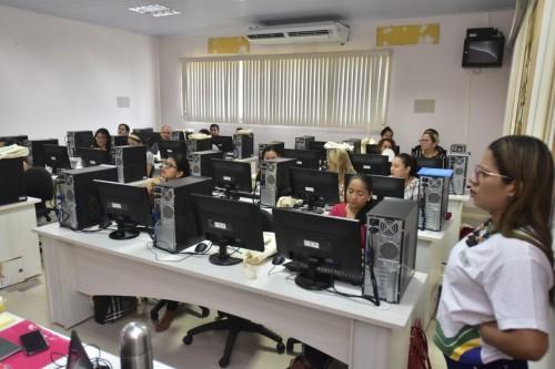 Doze municípios amazonenses participam de treinamento na Seas