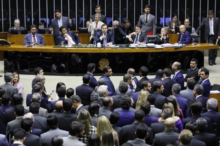 Câmara aprova projeto que define limite de gastos para campanha de 2020