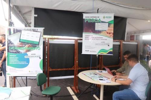 Ipaam leva serviços e orientações à população durante a 41ª Expoagro