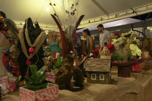 Artesanato do Amazonas em exposições no Brasil e no exterior, em outubro