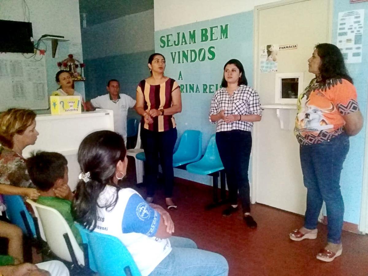 Odontóloga inicia atividades na UBS da Agrovila do Mocambo