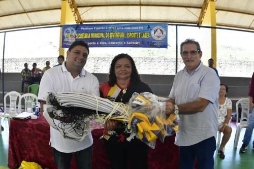 Governo lança núcleo de voleibol em Manacapuru na sexta-feira (11/10)