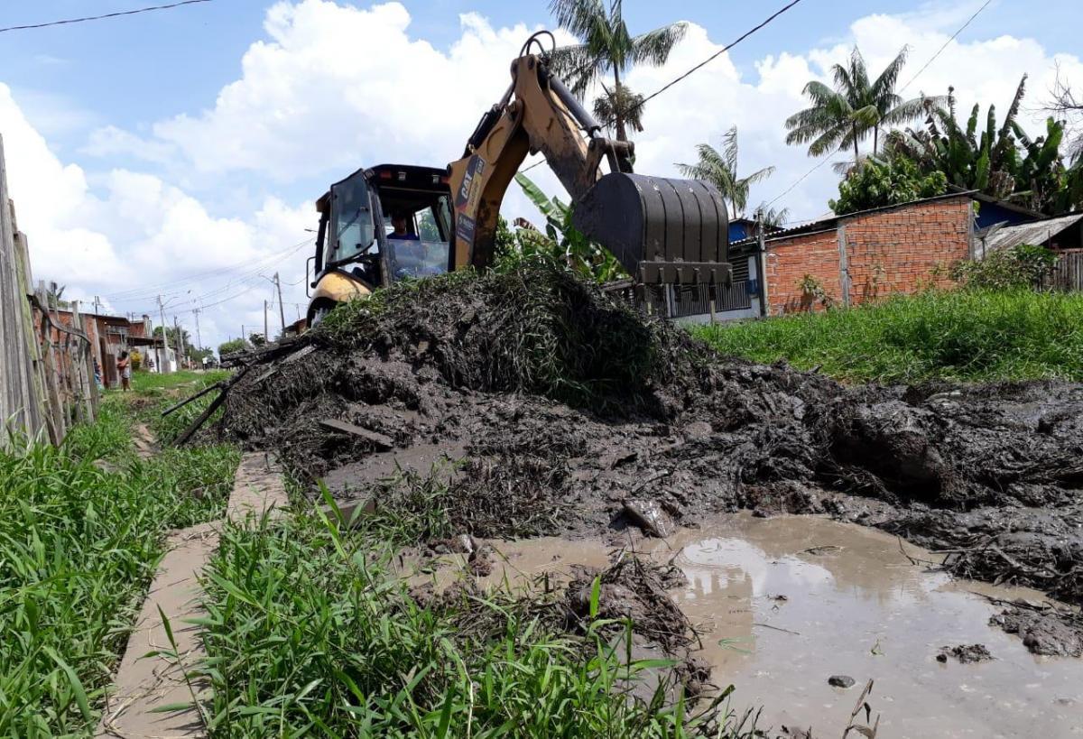 Trabalho do Governo do Estado e Prefeitura avança no bairro União