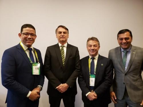 Governador Wilson Lima destaca potenciais do Amazonas no Fórum de Investimentos do Brasil 2019