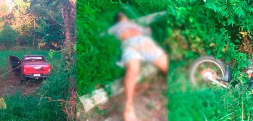 Homem morre após colisão de veículos na estrada do Macurani