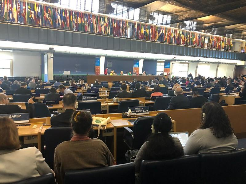 MEC participa de Comitê de Segurança Alimentar Mundial da FAO