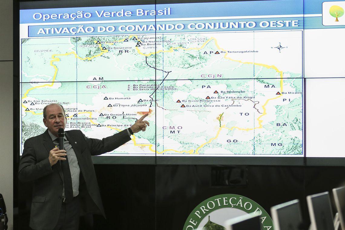 Operação aplicou quase R$ 100 milhões em multas na Amazônia