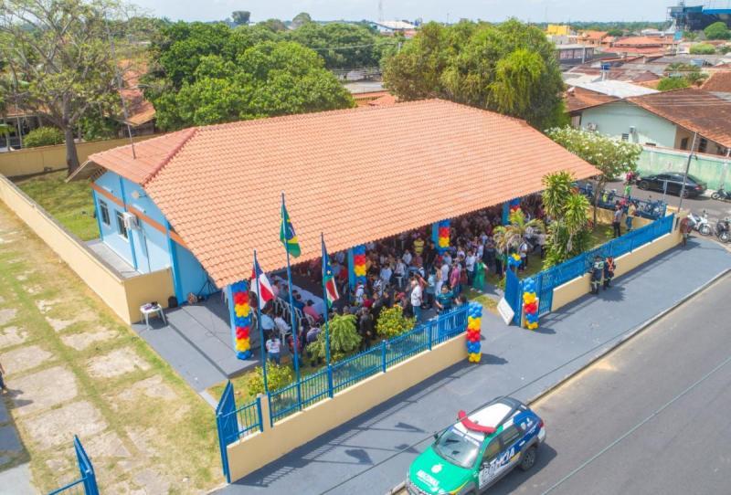 Prefeitura divulga edital de matrículas para cursos na escola Aldair Kimura Seixas