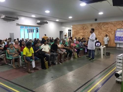 Semana Estadual de Saúde Bucal tem ações em Manaus e no interior