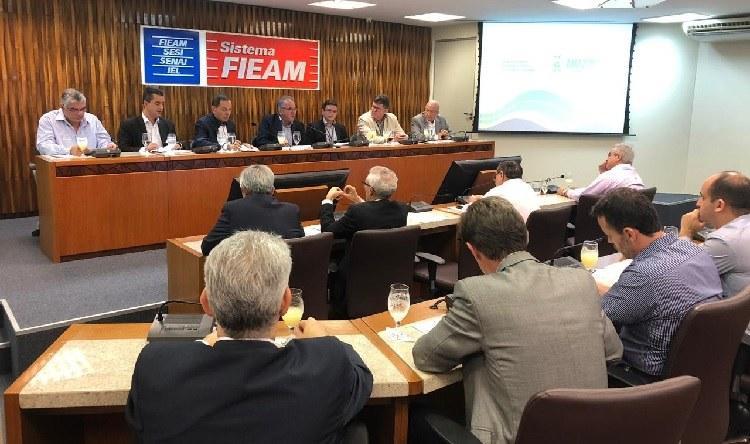 Suframa participa de reunião do Codam que aprovou R$ 631 mi em investimentos