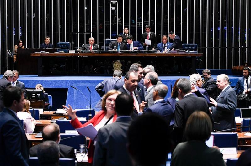 Em votação final, Senado aprova texto-base da reforma da Previdência