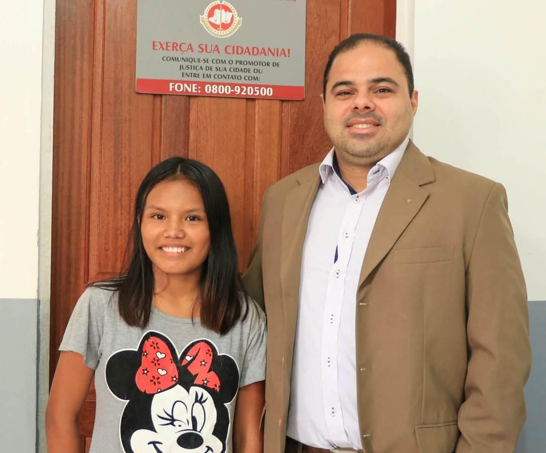 MPAM premia adolescente no Projeto Ecomposição, em Barreirinha