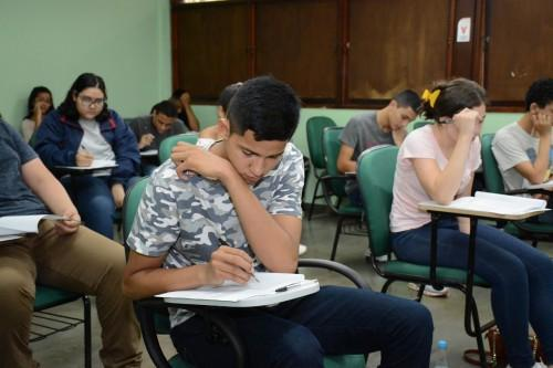 SIS 2019: estudantes do ensino médio buscam uma vaga na UEA
