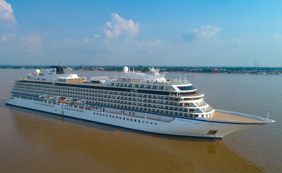 Temporada de cruzeiros marítimos inicia em Parintins