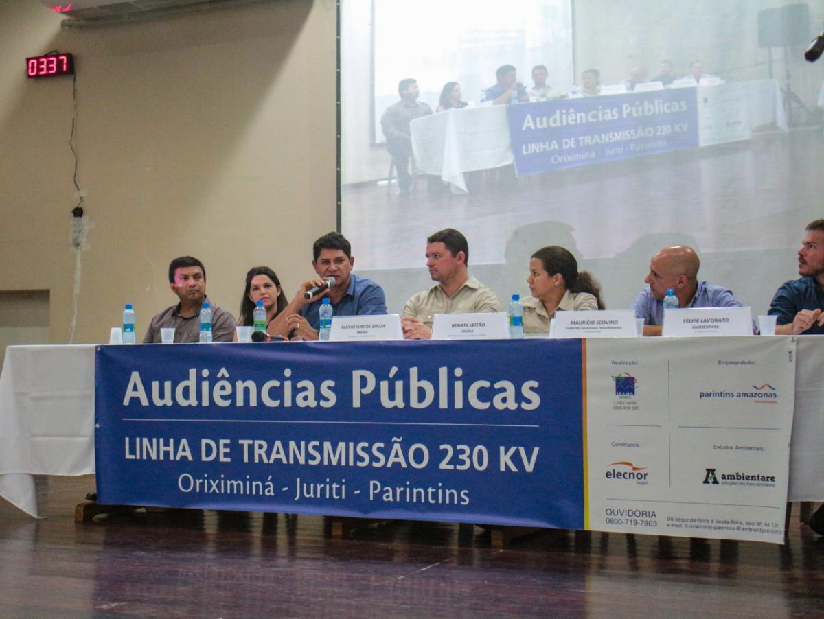 Bi Garcia destaca importância do Linhão de Tucuruí para Parintins
