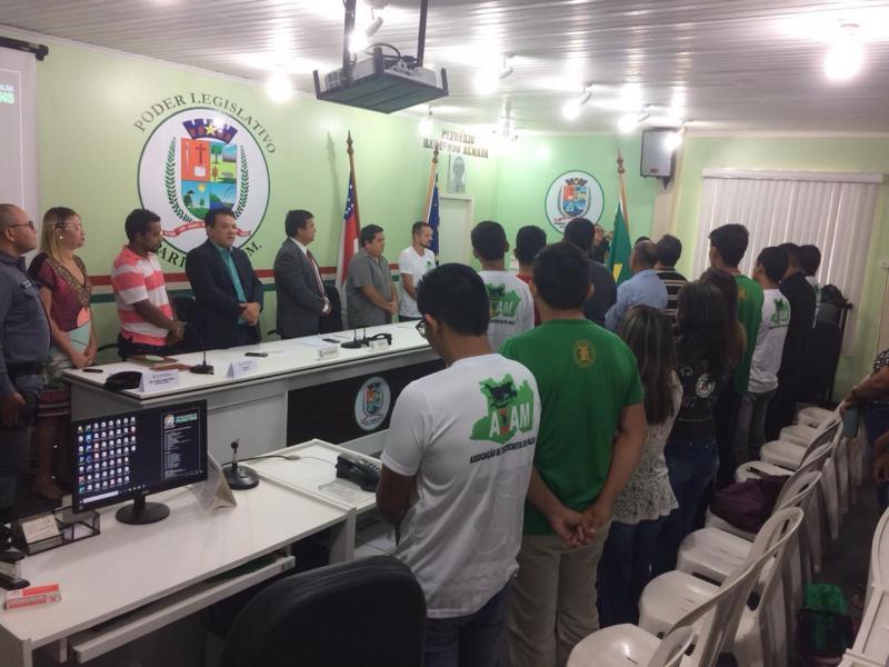 Aclamada em audiência na Câmara, Associação de Zootecnistas do Amazonas terá apoio da Prefeitura de Parintins