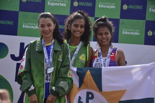 Com apoio do Governo do Estado atletas amazonenses participarão de etapa final dos Jogos Escolares da Juventude