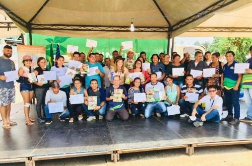 Sistema Sepror capacita 200 produtores durante a Expoita 2019