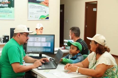 Emissão de carteira de pesca tem aumento de 39% no Amazonas