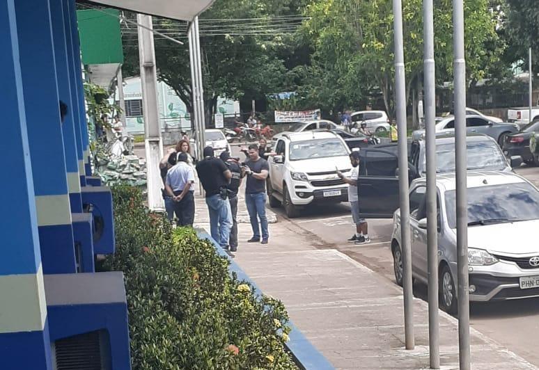 Vereador de Iranduba é preso em flagrante recebendo propina