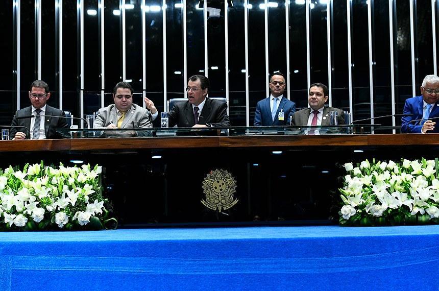 Parlamentares comemoram 110 anos da UFAM
