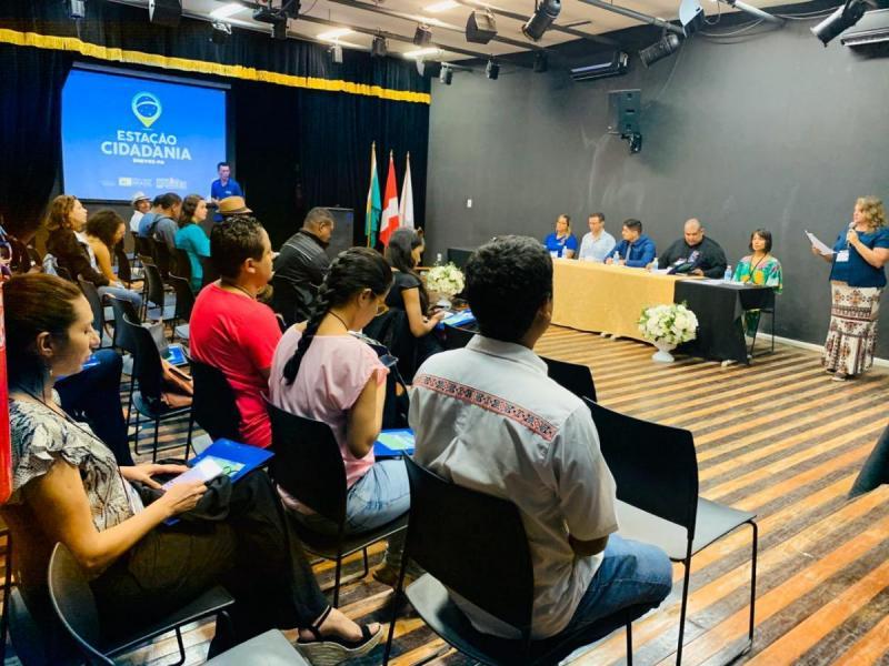 Parintins participa do 3º Encontro de Ativação Regional das Estações Cidadania- Cultura 2019, no Pará