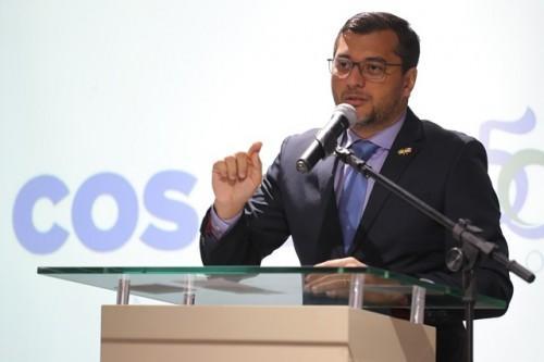Wilson Lima lança novo programa para levar água potável a comunidades do interior do Amazonas